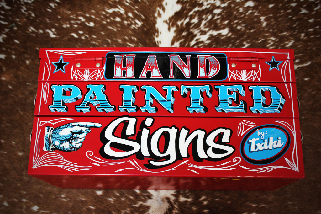 sign painter melbourne